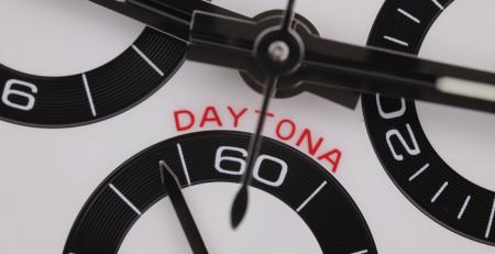 Cách sử dụng đồng hồ bấm giờ Rolex Daytona