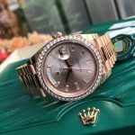 rolex-day-date-228345rbr-everose-gold-18k-bezel-diamond-fullbox-2018
