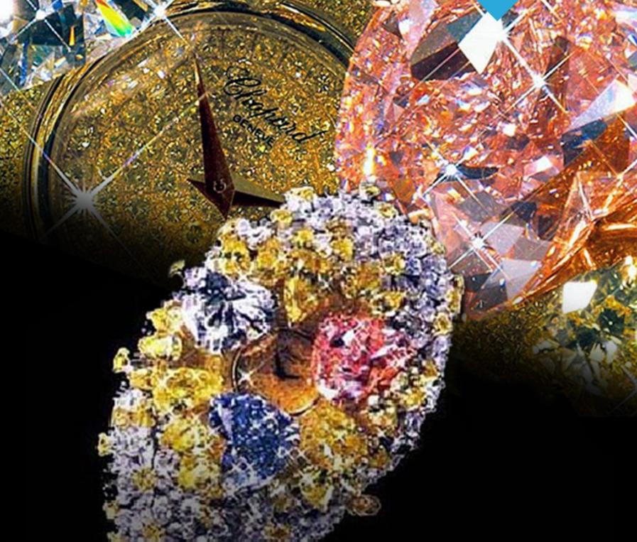 Chopard 201-Carat Watch – Giá: 25 triệu USD