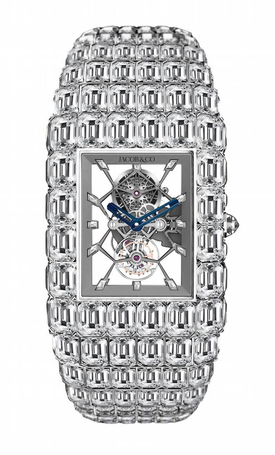 Jacob & Co. Billionaire Watch – Giá: 18 triệu USD