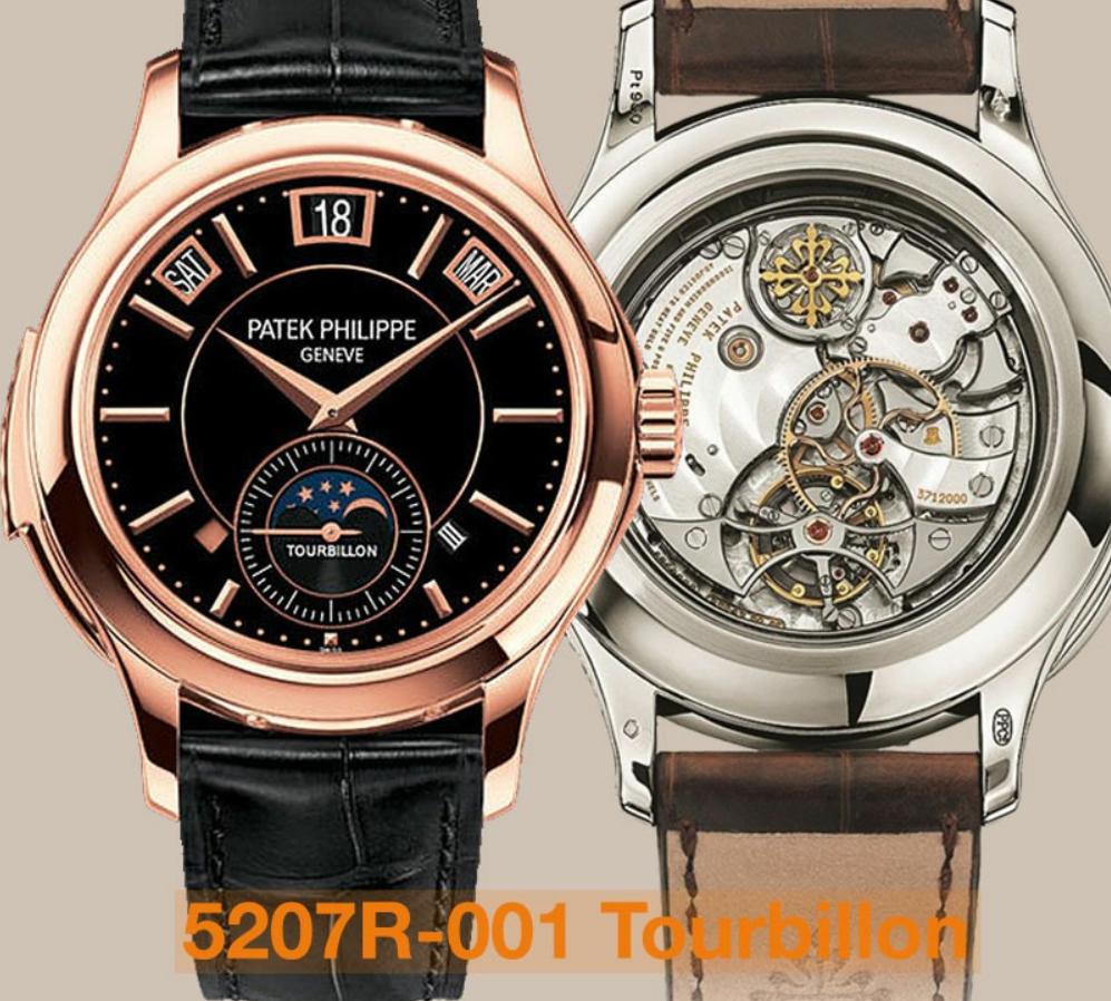 Patek Philippe Grand Complications 5207R-001