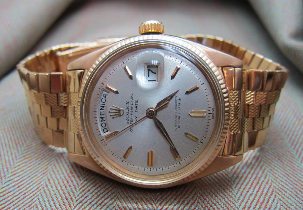 Rolex Day-Date 6611