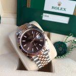 Rolex-Datejust-126331-Chocolate-Dial-Everose-Rolesor-Fullbox-2