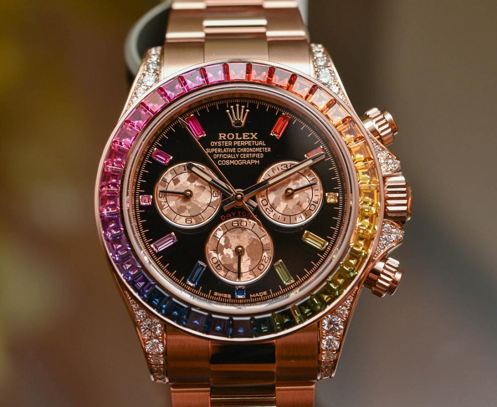 Rolex Daytona 116595RBOW Rainbow