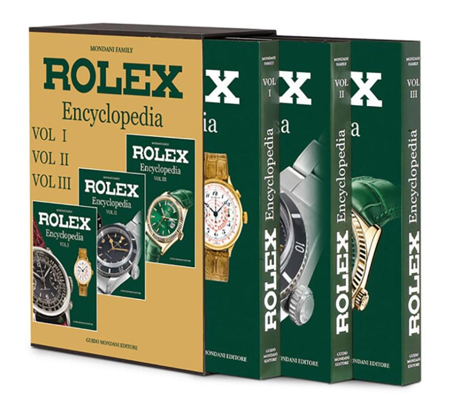 Bách khoa toàn thư Rolex