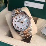 rolex-datejust-126231-white-dial-everose-rolesor-fullbox-2019-1