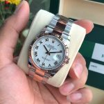 rolex-datejust-126231-white-dial-everose-rolesor-fullbox-2019-2