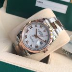rolex-datejust-126231-white-dial-everose-rolesor-fullbox-2019-3