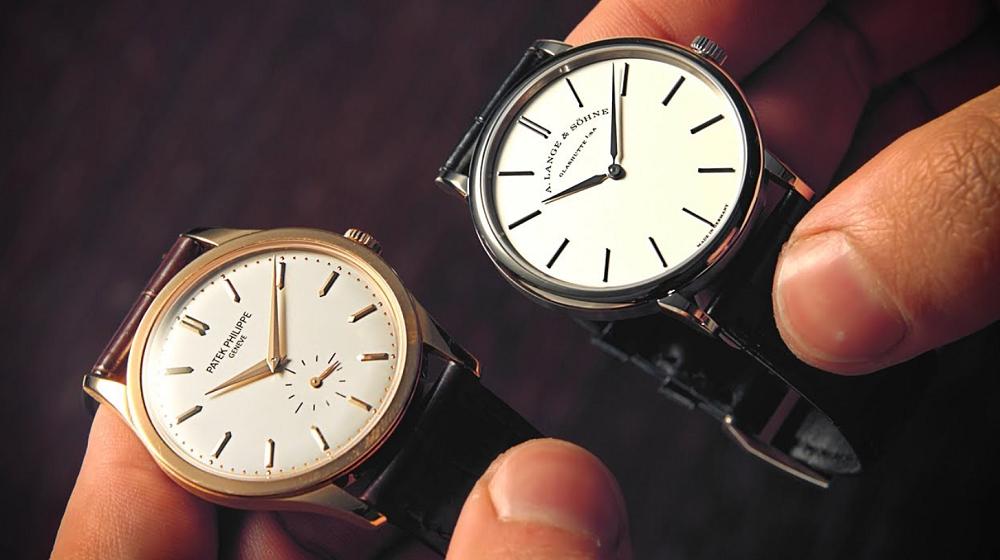 Đặc điểm của đồng hồ Dress Watch