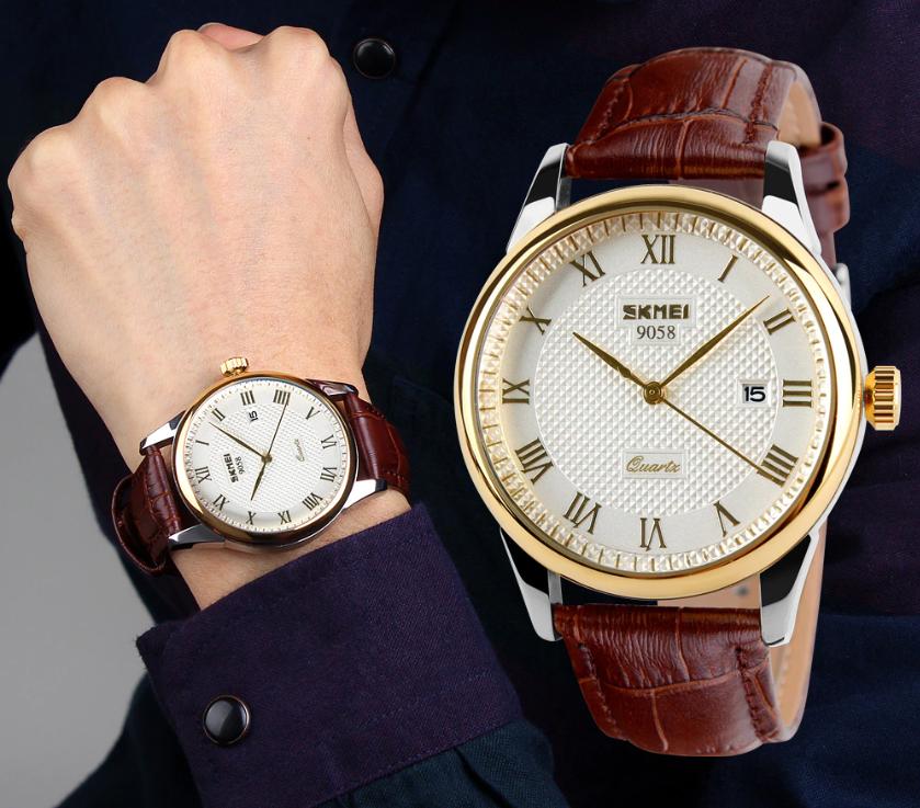 Tại sao bạn cần một chiếc đồng hồ Dress Watch