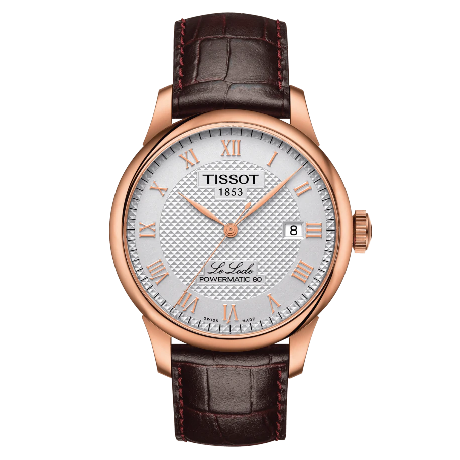 Dress Watch Tissot Le Locle Powermatic 80