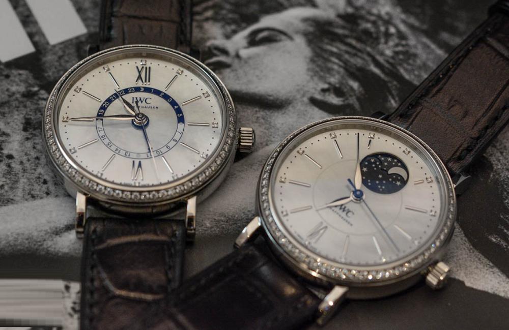 Lịch sử của đồng hồ IWC Portofino