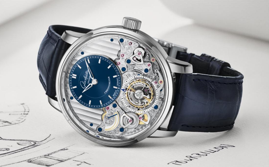 Lịch sử đồng hồ Đức Glashutte Original - Bộ sưu tập - Cách phát hiện đồng hồ giả