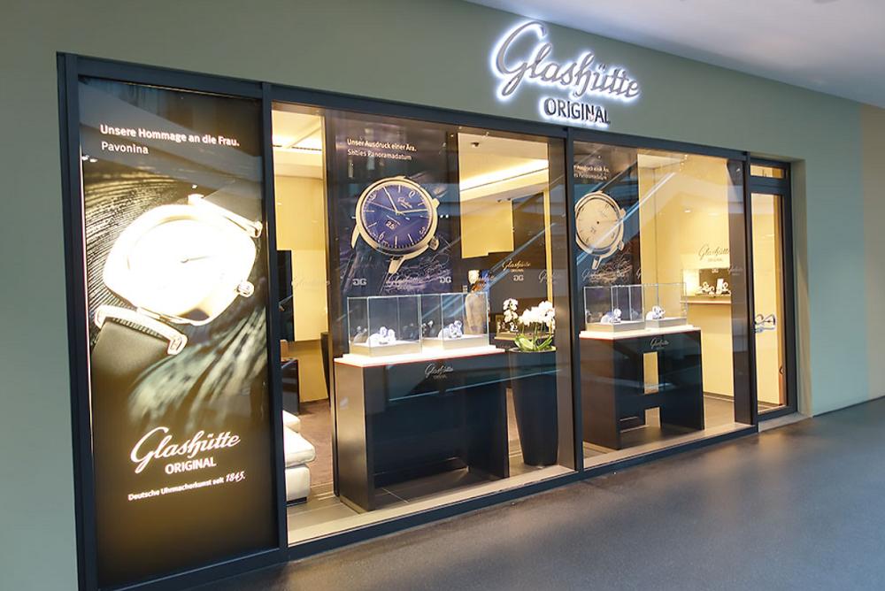 Nơi để mua đồng hồ Glashutte Original