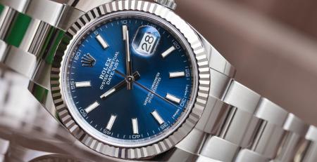 Lịch sử phát triển Rolex Datejust 41 - Mẫu đồng hồ yêu thích của những Quý Ông