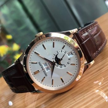 Patek Philippe 5396R-011 White Dial Rose Gold Annual Calendar