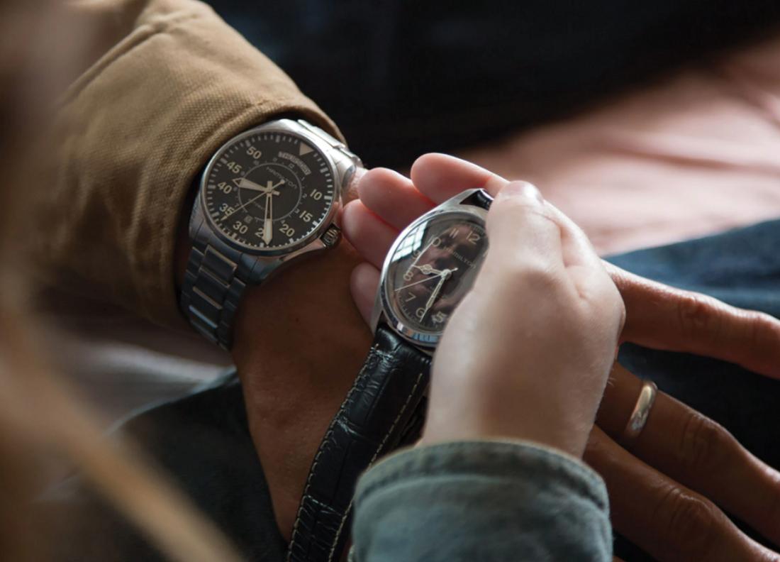 Đồng hồ Interstellar: Hamilton đồng hồ xuyên không gian và thời gian