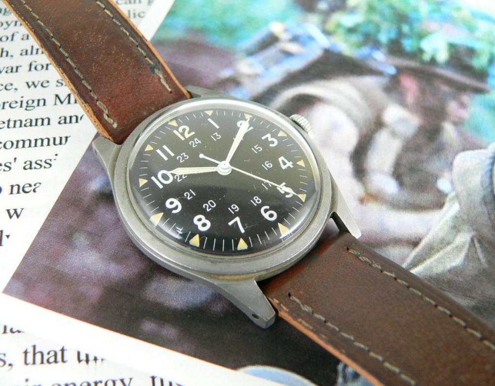 Đồng hồ quân đội Benrus DTU-2A / P