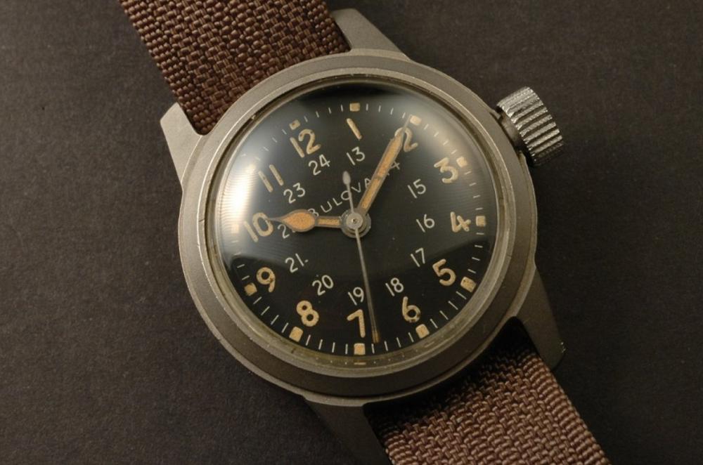 Đồng hồ quân đội Bulova MIL-W-3818A
