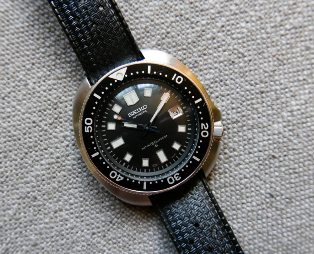 Đồng hồ quân đội Seiko 6105