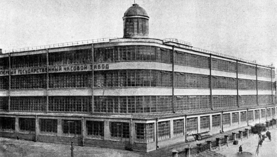 lịch sử ngành công nghiệp đồng hồ Nga