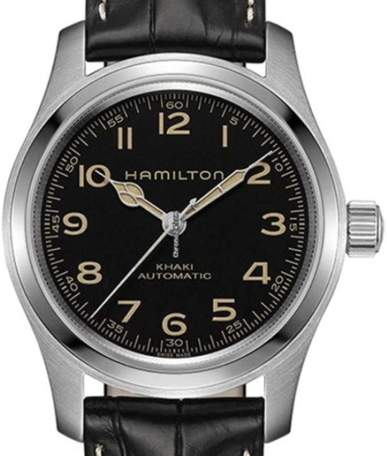 Đồng hồ Hamilton Khaki Field Murph Auto