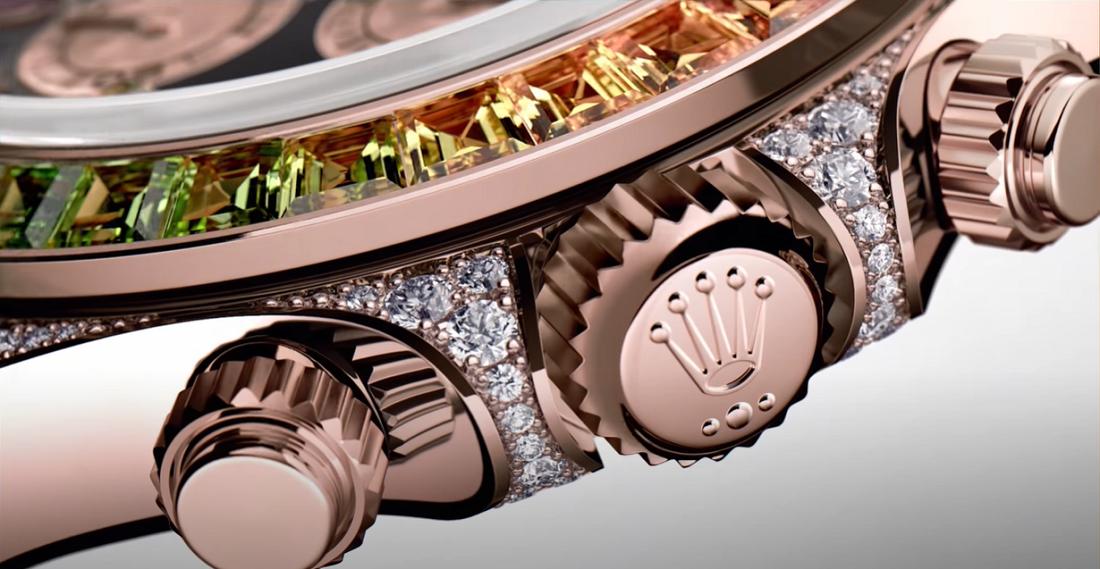 Cách lên dây cót và cách chỉnh ngày giờ đồng hồ Rolex