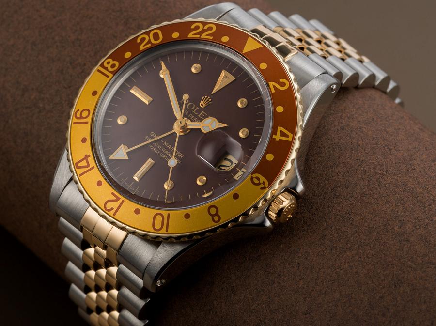 Rolex GMT-Master 1675/3