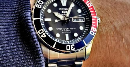 Seiko Sea Urchin: Đánh giá mẫu đồng hồ lặn tự động tốt nhất của Seiko