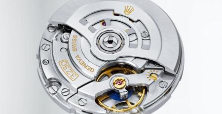 Bộ máy Rolex Calibre 3230: Xem hướng dẫn đầy đủ