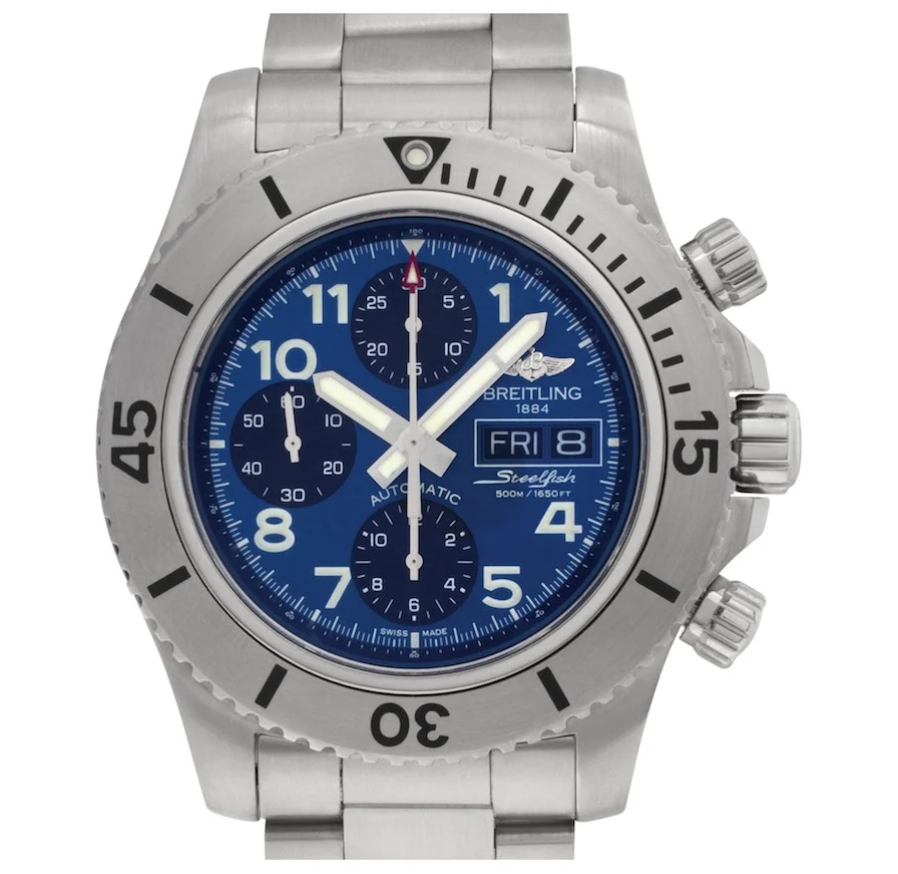 Breitling Superoean Chronograph Steelfish