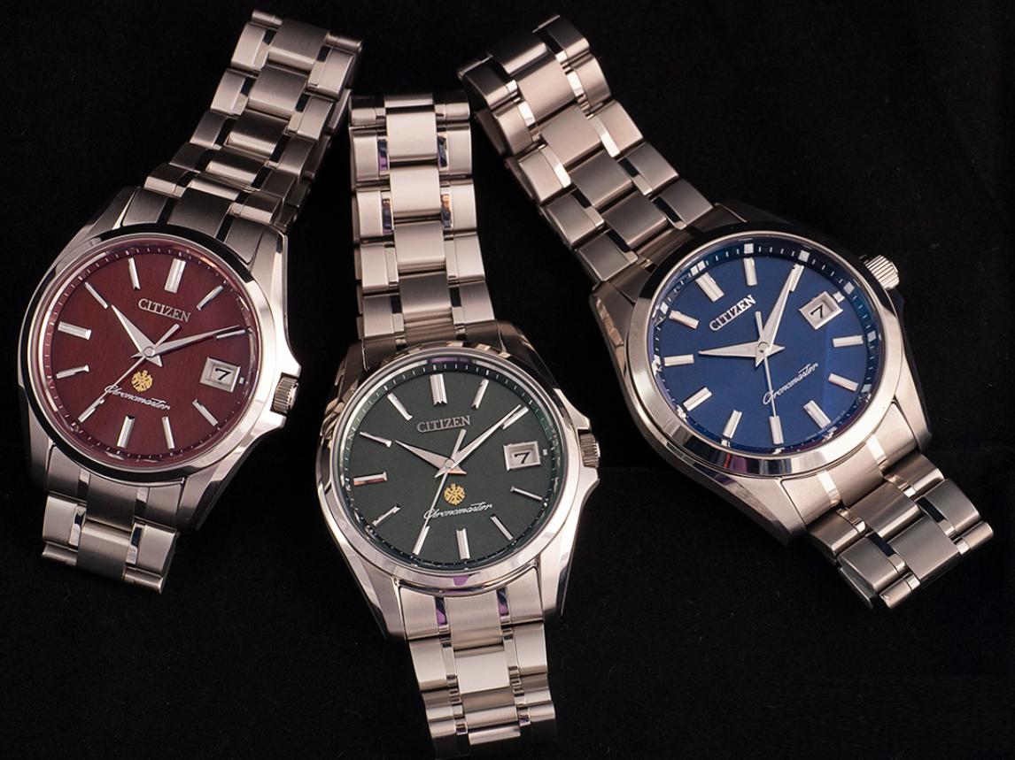 Citizen Chronomaster chiếc đồng hồ thạch anh có độ chính xác cao