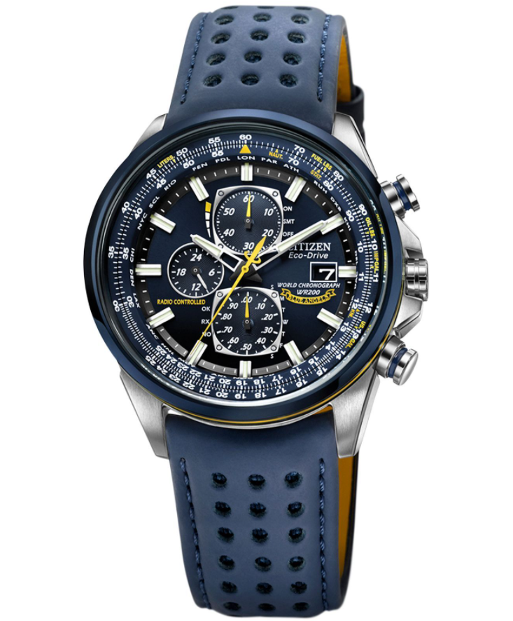 """Đồng hồ Citizen Eco-Drive AT8020-03L """"Blue Angels World AT"""""""