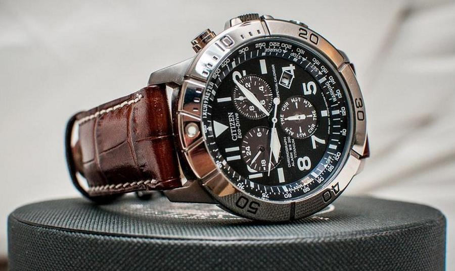 Đồng hồ Citizen Eco-Drive BL5250-02L Perpetual Calendar Chronograph