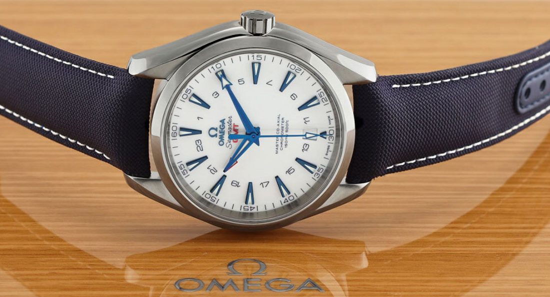 Đánh giá đồng hồ Omega Aqua Terra 150m GMT