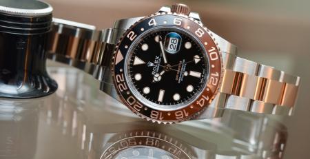 Tìm hiểu đồng hồ Rolex nam Rolesor (Hai tông màu)