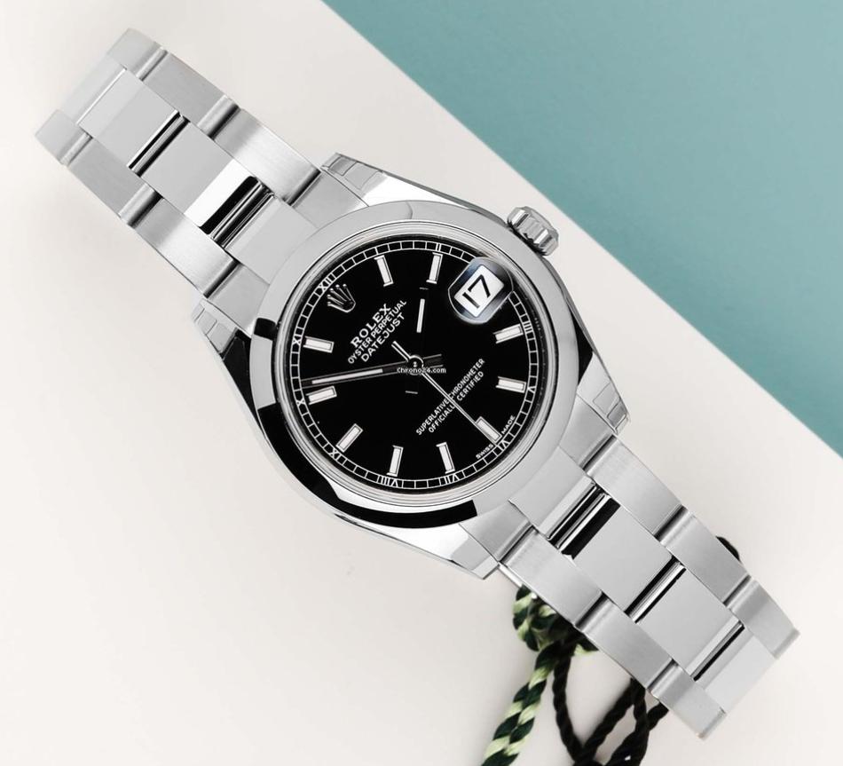 Rolex Datejust 31 Ref. 178240