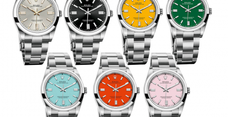 Rolex giới thiệu mẫu đồng hồ Oyster Perpetual 36 Ref. 126000 mới 2020