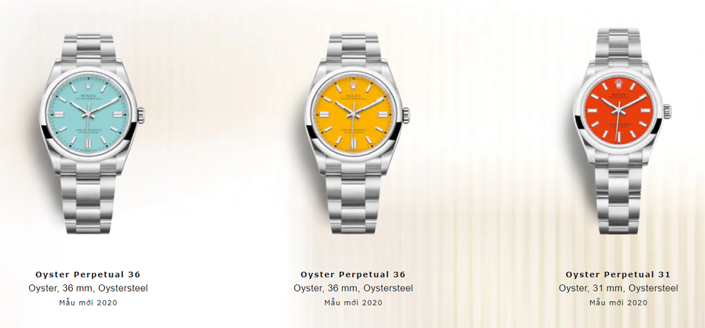 Rolex Oyster Perpetual 36 Ref. 126000