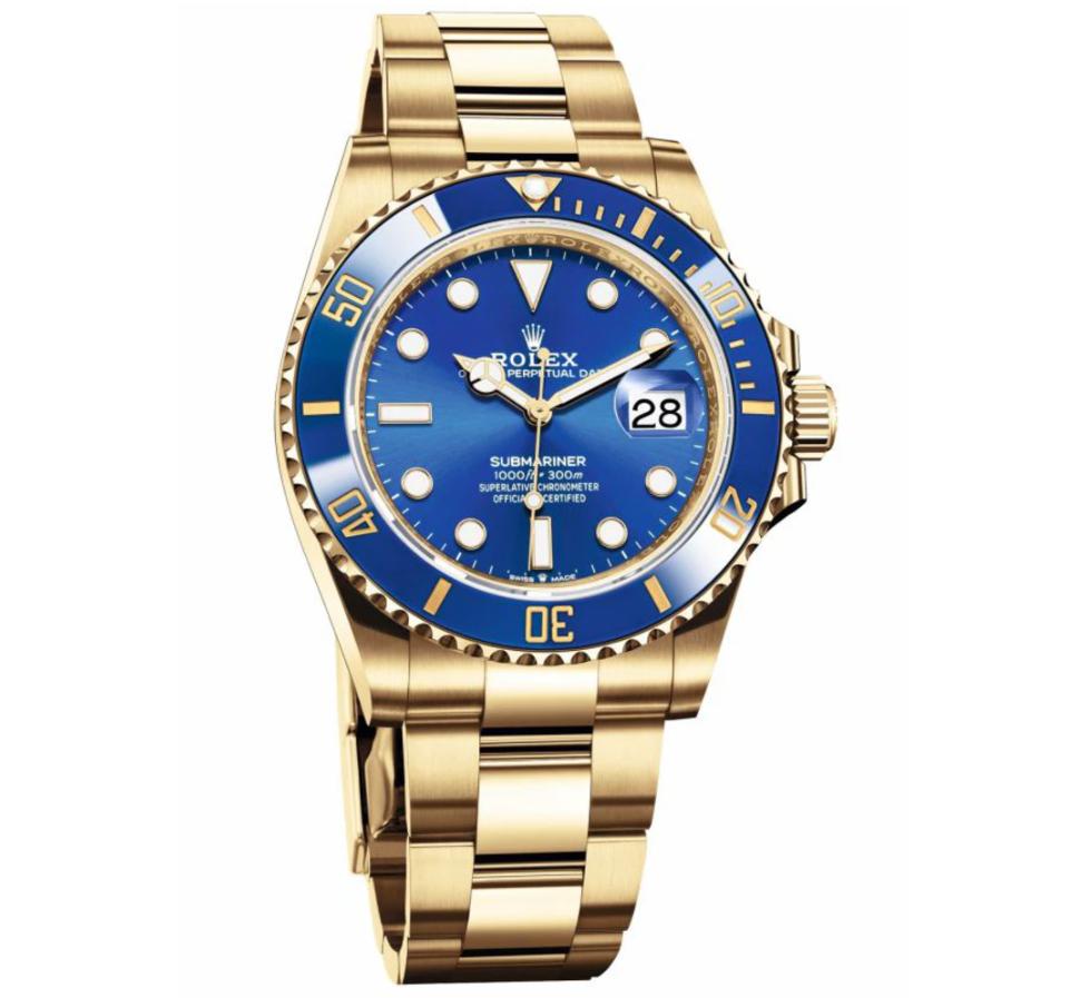 Rolex Submariner Date 126618LB mới 2020