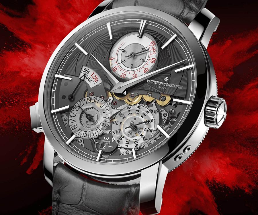 Đồng hồ lịch vạn niên Vacheron Constantin Traditionnelle Twin Beat