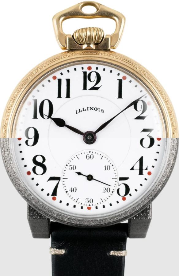 Công ty đồng hồ Vortic