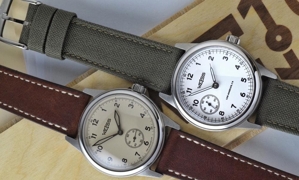 Công ty đồng hồ Mỹ Weiss