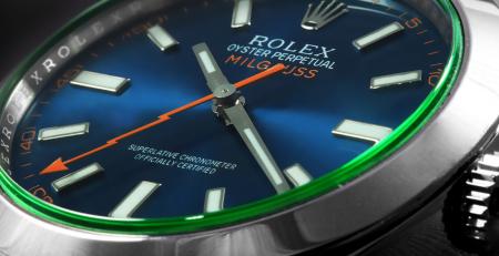 Đồng hồ Rolex Milgauss GV là gì