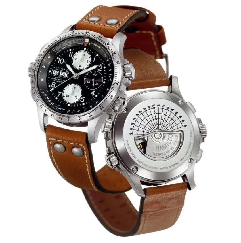 Đồng hồ Hamilton Khaki Aviation X-Wind Automatic