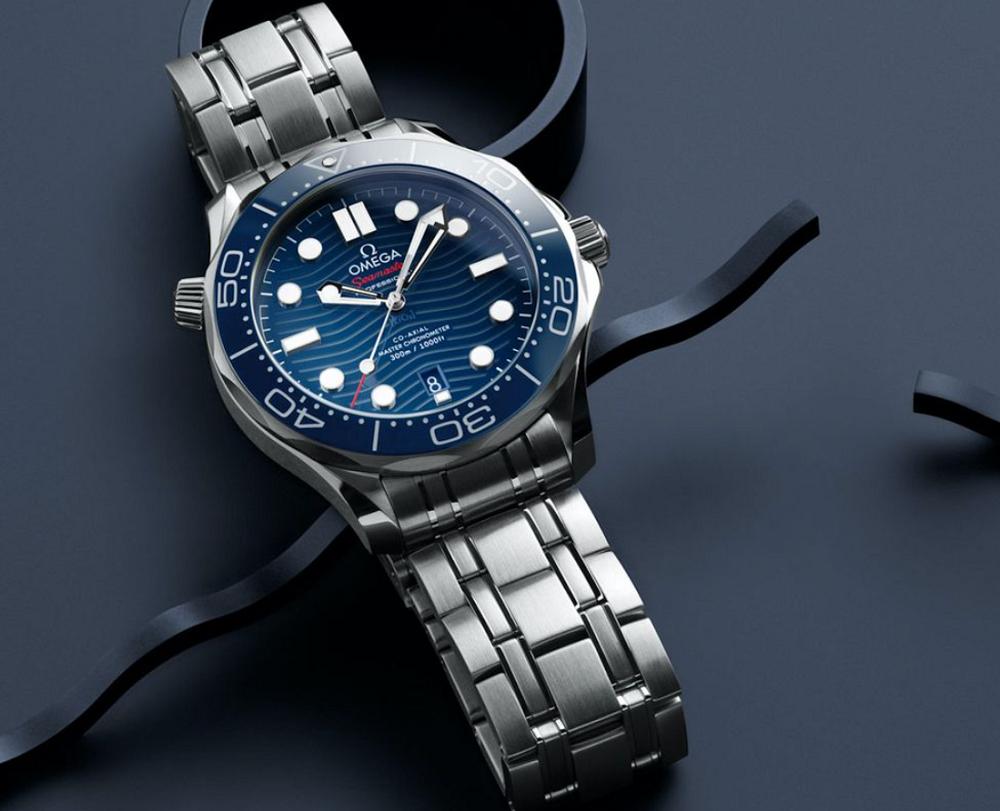 Omega Seamaster Professional Diver 300M