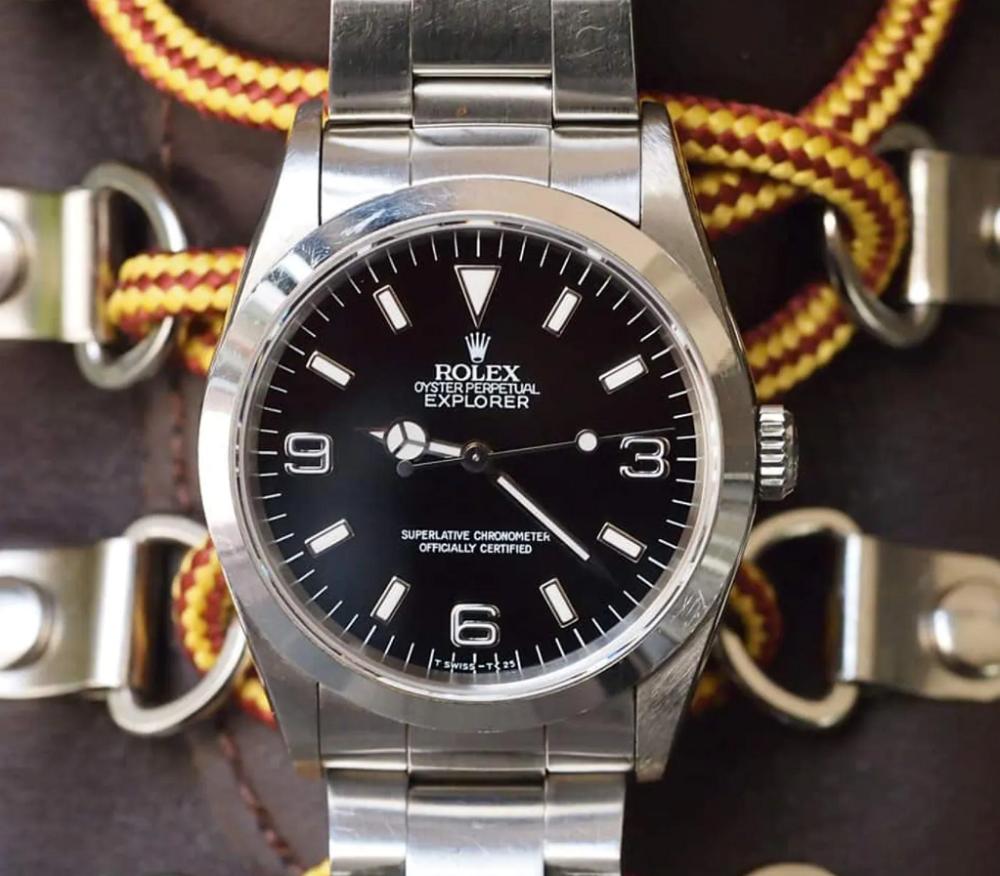 Đồng hồ Rolex Explorer 14270