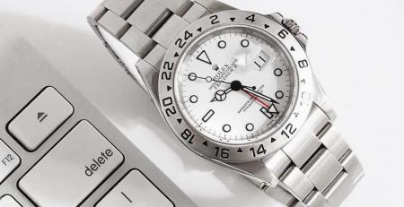 Đồng hồ Rolex Explorer II Polar là gì?