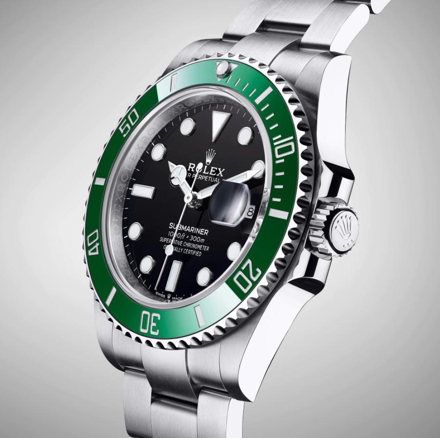 Rolex Submariner 126610LV Date