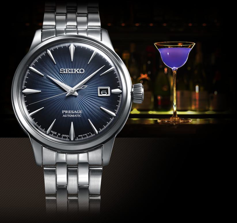 Đồng hồ Seiko Presage Cocktail Time